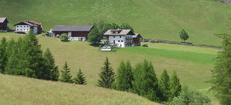Urlaub auf dem Bauernhof Krustnerhof in Moos in Passeier